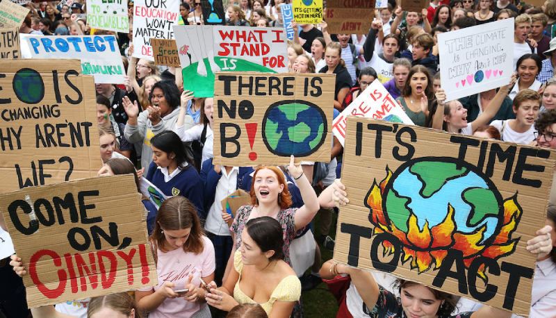 Global climate strike 27 settembre 2019